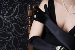 aftonen smyckar mottagande Royaltyfria Bilder