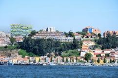 afurada douro Portugal rzeka Obraz Stock