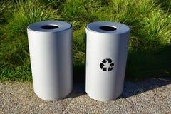 Afval & Kringloop Stock Afbeeldingen