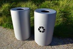 Afval & Kringloop Stock Afbeelding