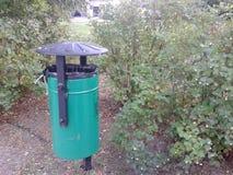 Afvalbak Stock Fotografie