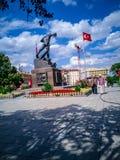 Afyon memorial park stock photos