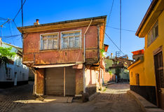 Afyon, Turkey. Old traditional ottoman house in Afyon, Turkey Stock Image