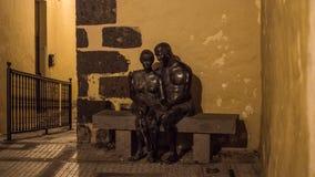 Agà ¼ imes - 3, Granu Canaria wyspy kanaryjska Fotografia Stock