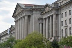 Agência de Proteção Ambiental no Washington DC imagens de stock