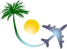 agência de turista ilustração do vetor