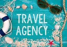 Agência de viagens imagem de stock royalty free