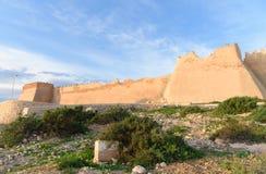 Agadir forteca w Maroko Obraz Royalty Free