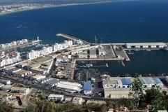 Agadir hamn Royaltyfri Foto