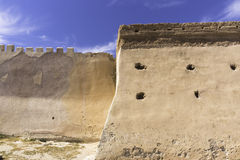 Agadir kasbah Obrazy Stock