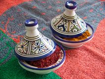 Agadir, maroc Fotografie Stock Libere da Diritti