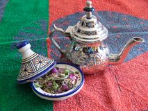 Agadir, maroc Immagini Stock Libere da Diritti