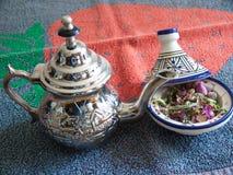 Agadir, maroc Fotografia Stock Libera da Diritti