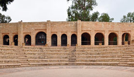 Agadir medina amphitheater Royalty Free Stock Image