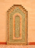 Agadir Medina ściany dekoracja Obrazy Royalty Free