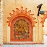 Agadir medina decoration Stock Photo