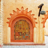 Agadir Medina dekoracja Zdjęcie Stock