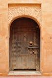 Agadir medina door Royalty Free Stock Images