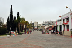 Agadir miasta artykuł wstępny Obraz Stock
