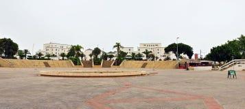Agadir miasta artykuł wstępny Zdjęcia Royalty Free