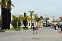 Agadir miasta artykuł wstępny Zdjęcie Stock