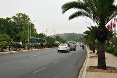 Agadir miasta artykuł wstępny Zdjęcia Stock