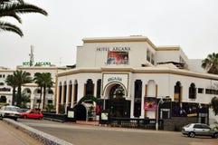 Agadir miasta artykuł wstępny Obraz Royalty Free