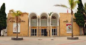 Agadir miasta artykuł wstępny Fotografia Royalty Free