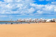 Agadir miasto, Maroko Obrazy Stock