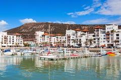 Agadir miasto, Maroko Fotografia Royalty Free