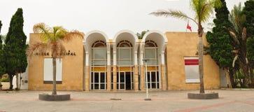 Agadir municipal museum Stock Photo