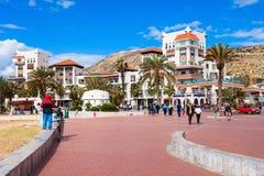Agadir nadbrzeże, Maroko Obraz Stock