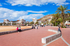 Agadir nadbrzeże, Maroko Fotografia Royalty Free