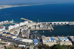 Agadir port Royaltyfri Foto
