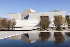Agaen Khan Museum i Toronto, Kanada Fotografering för Bildbyråer