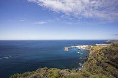 Agaete, Gran Canaria Zdjęcia Royalty Free
