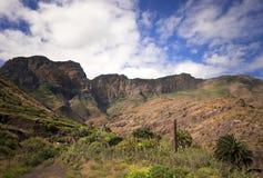 Agaete, Gran Canaria Obraz Stock