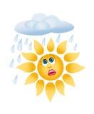 Again rain! Royalty Free Stock Image