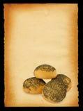 against background buns retro στοκ φωτογραφία με δικαίωμα ελεύθερης χρήσης