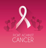 Against breast cancer campaign Stock Images