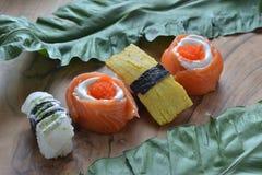Agakai eel Sushi Stock Photography
