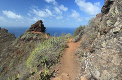 Agana mountains Royalty Free Stock Photography
