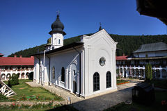 agapia monaster Zdjęcie Royalty Free