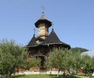 Agapia monaster Obrazy Royalty Free