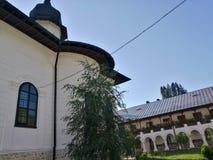 Agapia monaster Zdjęcie Stock