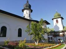 Agapia monaster Obrazy Stock