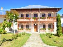 Agapia monastery-nun living conditions Stock Image