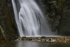 Agaran Waterfall natural touristic place Cayeli Rize Turkey Stock Images