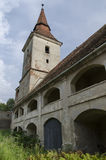 Agarbiciu fortified church Stock Photography