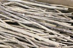 The agarwood Royalty Free Stock Image